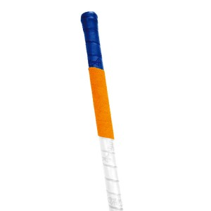 Fatpipe - Hairystar grip blue, orange & white