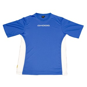 Oxdog - Mood shirt Royal blue_white