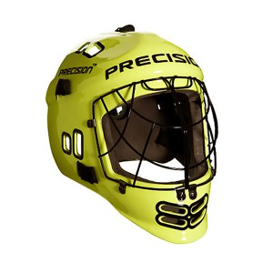 Precision - Pro league helmet JR yellow