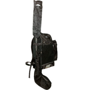 DROW - STICK BACKPACK BLACK