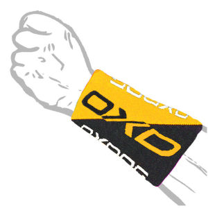 Oxdog-POP_LONG_WRISTBAND_BLACK_ORANGE