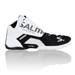 Slide_5_Goalie_Shoe_White_Black
