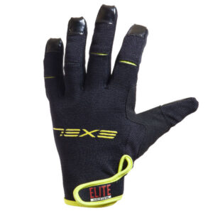 ELITE GOALIE Gloves Short Black