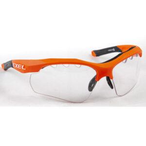 X100 EYE GUARDS Orange