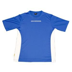 Oxdog - Mood shirt Royal blue_white