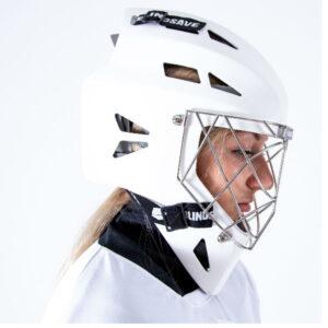 Shark mask white