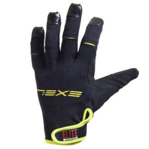 ELITE GOALIE Gloves Short Black